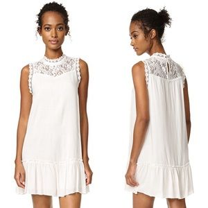 Jack by B.B. Dakota Barnes lace dress size S